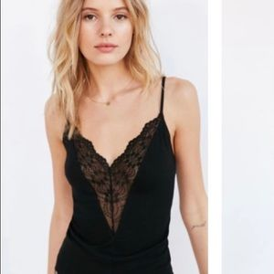 Urban Outfitters Lace Top